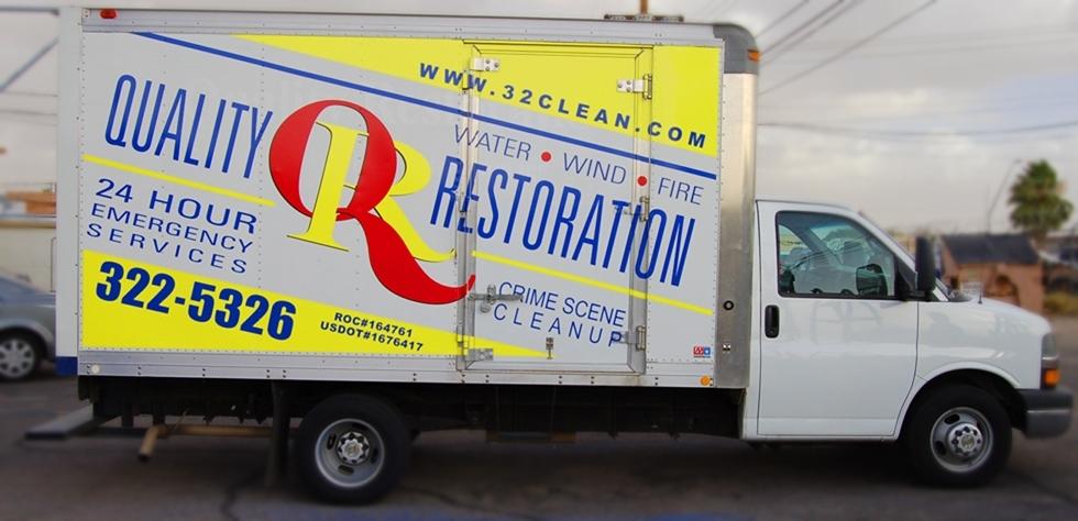 Quality Restoration